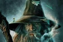 Lord of the Rings-The Hobbit / Lord of the Rings-The Hobbits / by Rae Bowman
