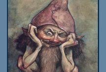 Brian Froud Artist / Brian Froud / by Rae Bowman
