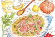Recipes / :)