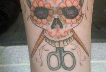skulls / mexican feast