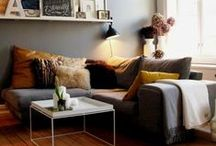 Apartment Decor / The best ways to make your apartment feel like home!