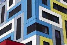 Trespa® en HPL platen / Beelden van Trespa® plaatmateriaal die binnen interieur en exterieur zijn toegepast.