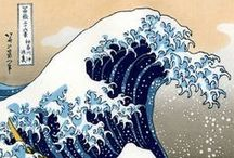 Snakku <3s Japanese Art / Japanese art both old and new