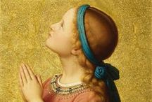 Catholic art / art, silent prayer and the beauty of the human person made in the image of God