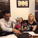 Sandro Albano cliente della compagnia Global InterGold / The Gold is Money