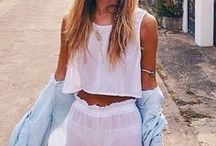 Weekend Workher / Styles & clothes I love for the weekend - brunch or parties!