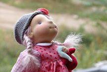 waldorf toys and imagination / waldorf fairies and friends with toys and imagination