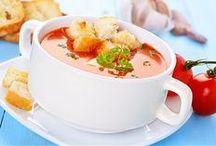 Супы и бульоны / Как приготовить вкусный суп быстро? Рецепты приготовления супов с фото