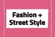 Fashion & Street Style / Street style, fashion, self-styled fashion, and fashion trends