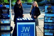 Public Witnessing / Some of our favorite photos of public witnessing from around the world