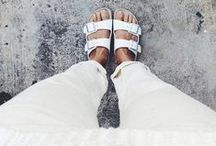 All White / All White Outfit Inspiration