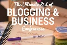 Blogging Events, Small and Large / Sharing the best live events for bloggers and online small businesses. Want a comprehensive list of this year's events? Check out http://comoblog.com/conferences Don't see yours on there? Email media@comoblog.com and let us know.