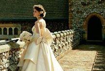 wedding dress / ドレス、ヘアー、メイク