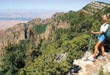 Albuquerque Outdoors / Albuquerque's climate and landscape is perfect for outdoor adventure vacations.