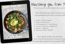 .Nourishing You From 9-5pm ebook.
