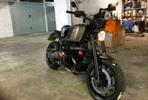 """R 1200 RT SPECIAL HT """"Hight Tech"""" by MFP (Motorbike for Passion) / Special su base R1200RT 2008 full optional. Special con ABS- ASC-ESA WP-PC di bordo- Sella e manopole riscaldate-Cruise Control-"""