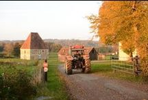 Chateau de Courtomer - A Working Farm / A collection of images highlighting some of the beautiful moments during a typical fall day on the farm.