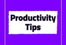 Productivity / Tools for a busy lifestyle
