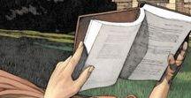 libros, palabras y peliculas