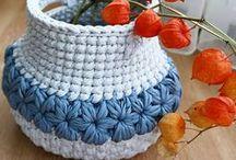 Creaciones tejidos - crochet - telas