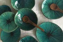 Objetos en ceramica