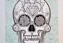Mexican Skulls / by Julie