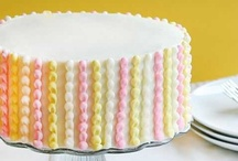 Everything to do with decorating cakes/cupcakes