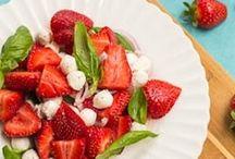 Food / Food inspiration!  www.plusizefitness.com  #PSF  #lifestylejourney / by Plus Size Fitness