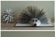 Book art / Books in art and art out of books