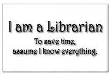 Library humor and other great pins with no other place to go