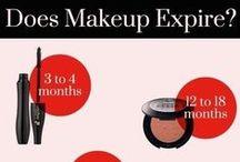 Fun nails and Makeup