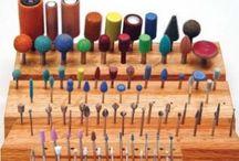 Materiales y herramientas / by Jamilette Leon Rojas