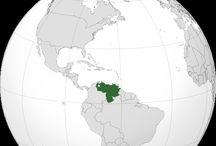 Venezuela / Lugares, costumbres, comidas, música, personajes y recuerdos de la Venezuela de ayer y hoy. / by jamilette leon