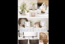 decor / Baby shower decorations
