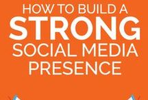 Social Media Tips for SEO / You've taken the time to invest in social media, but your efforts are falling flat. Here's how you can build a strong social media presence and attract your target audience.  Take your business to the next level. Learn how valuable it will be for your business