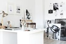Office & studio ideas