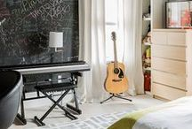 Kid & Teen room inspiration