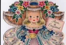 Doll Cards / Doll Cards / by Pam Harbuck