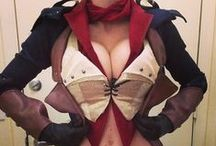 Hot & sexy cosplay