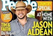 Jason Aldean / by Stacey Cannon