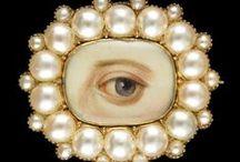 Antique Jewelry Collection / Victorian, Art Nouveau, Edwardian