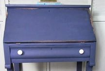 Chalk paint / Chalk paint products and ideas