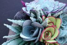 Fabric Succulent