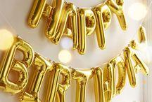 Tea party/birthday theme