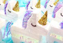 Unicorn party/birthday theme