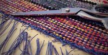 Fabric: Chindi/Rag Rugs