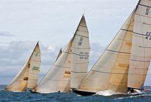 Sailboat, yacht, catamarans...