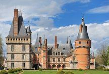 Castles, Manors, Cottages