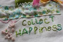 Handstitched Treats / by ♥ Raspberry Treats ♥