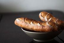 Bread, muffins, donuts...
